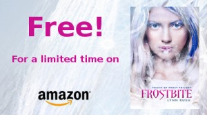 Frostbite Free with Amazon on it 400x225