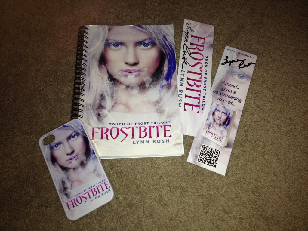 Frostbite Prize Pack