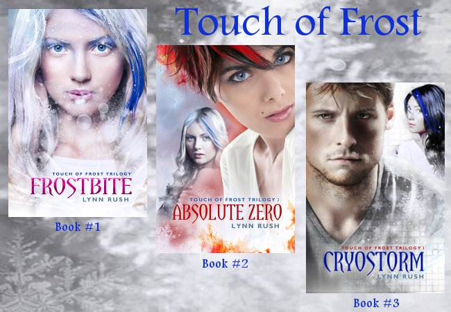 Touch Of Frost all three books with title and book numbers