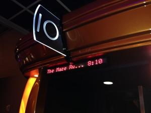 Maze Runner Theatre